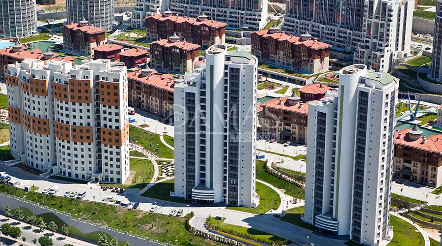 مجمع مجموعة داماس 150 في اسطنبول - صورة خارجية 03