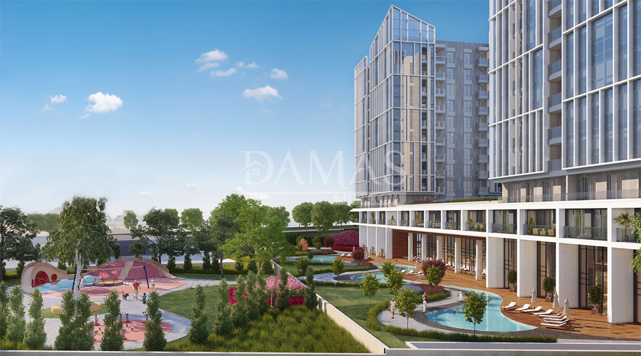 Damas Project D-250 in Istanbul - Exterior picture 03