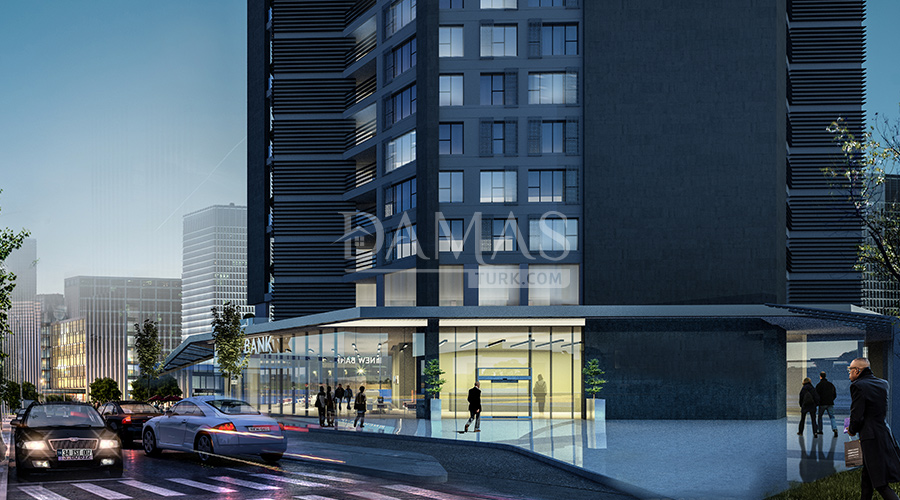 Damas Project D-113 in Istanbul - Exterior picture 03
