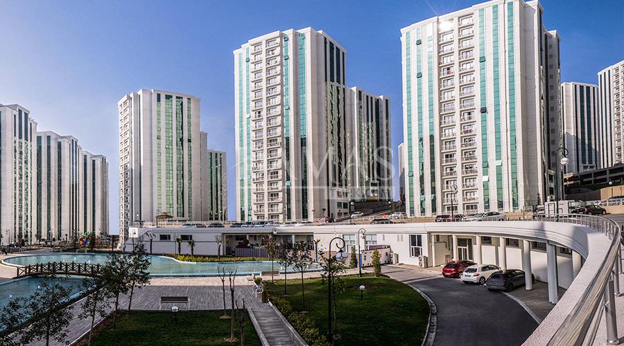 مجمع مجموعة داماس 125 في اسطنبول - صورة خارجية 03