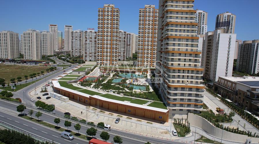 مجمع مجموعة داماس 107 في اسطنبول - صورة خارجية 03