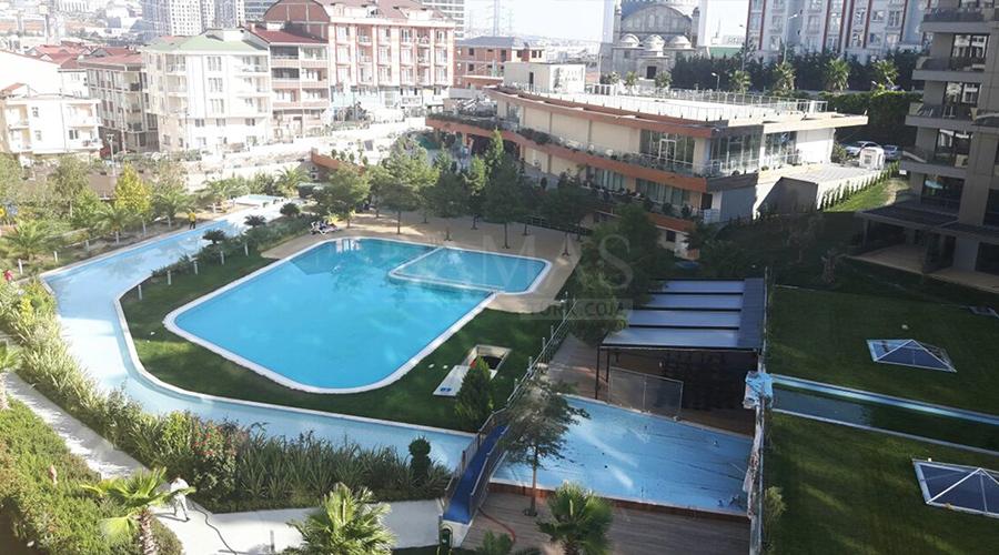 مجمع مجموعة داماس 177 في اسطنبول - صورة خارجية 03