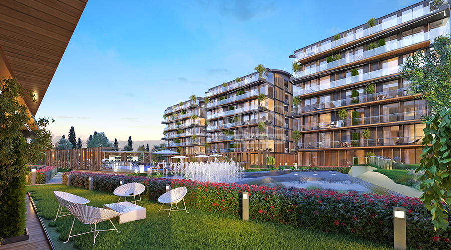 Damas Project D-607 in Antalya - Exterior picture 03