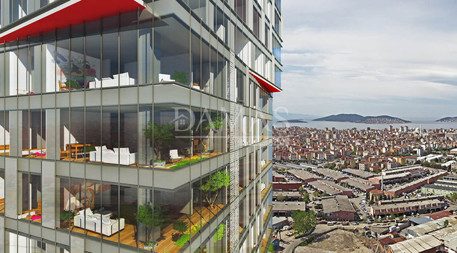 Damas Project D-280 in Istanbul - Exterior picture 03