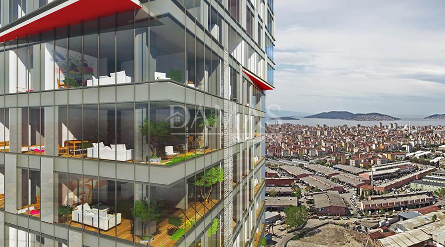مجمع داماس 280 في اسطنبول - صورة خارجية 03