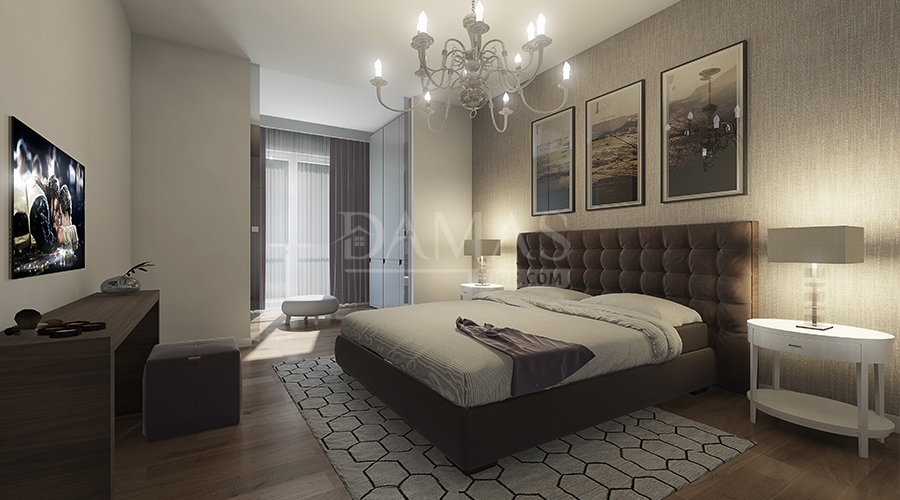Damas Project D-137 in Istanbul - interior picture 03