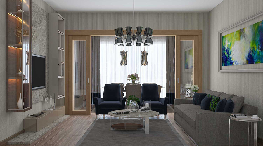 Damas Project D-109 in Istanbul - interior picture 03