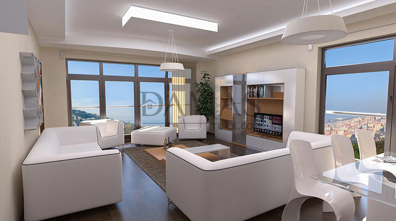 houses for sale Trabzon - Damas 406 Project in Trabzon - Interior picture 03