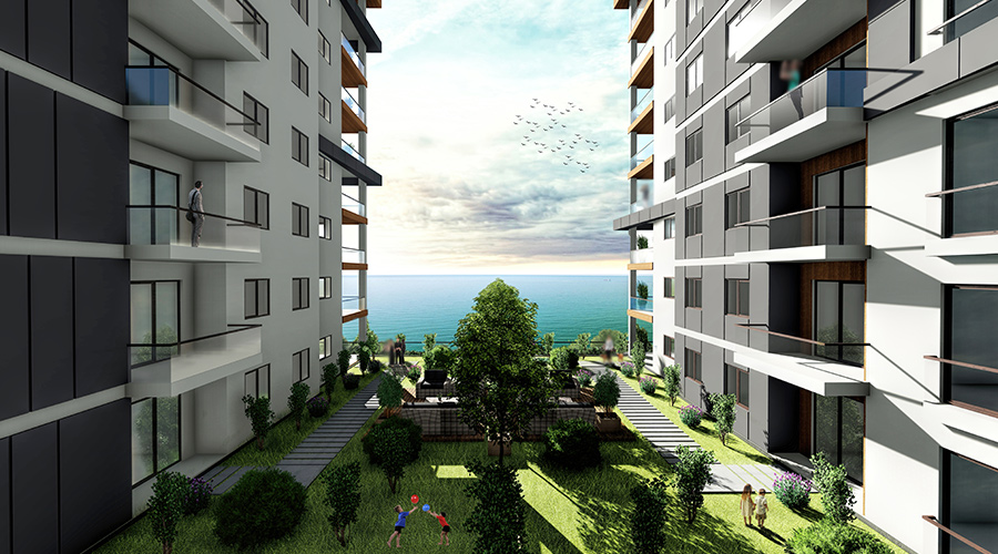 Damas Project D-410 in Trabzon - Exterior picture  03