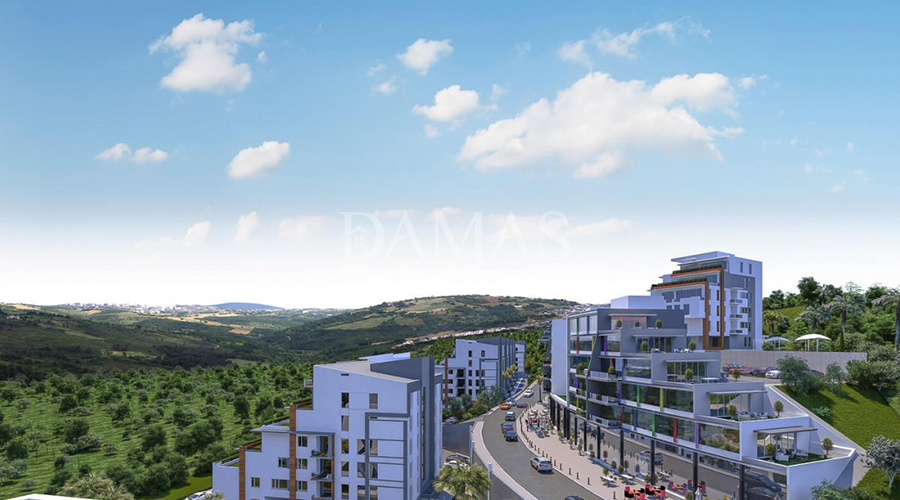 Damas Project D-505 in kocaeli - Exterior picture  03