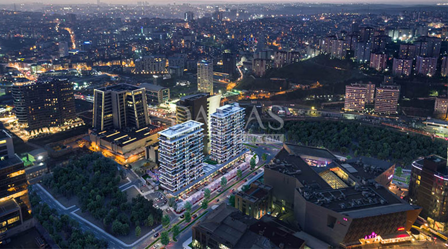 Damas Project D-152 in Istanbul - Exterior picture 03