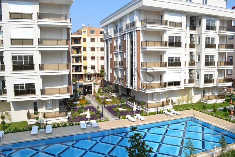 منازل للبيع في انطاليا - مجمع مجموعة داماس 606 في انطاليا - صورة خارجية 03