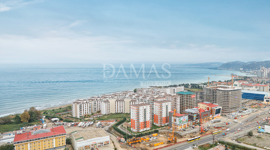 Damas Project D-411 in Trabzon - Exterior picture  03