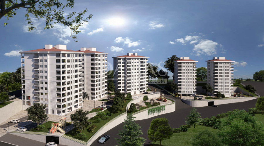 Damas Project D-416 in Trabzon - Exterior picture 03