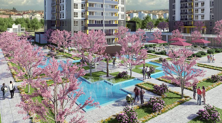 مجمع داماس 082 في اسطنبول  - صورة خارجية 03