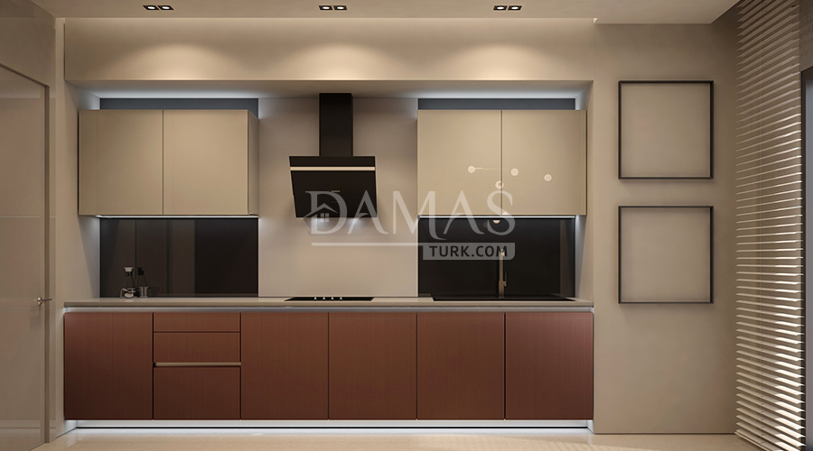 Damas Project D-128 in Istanbul - interior picture 03