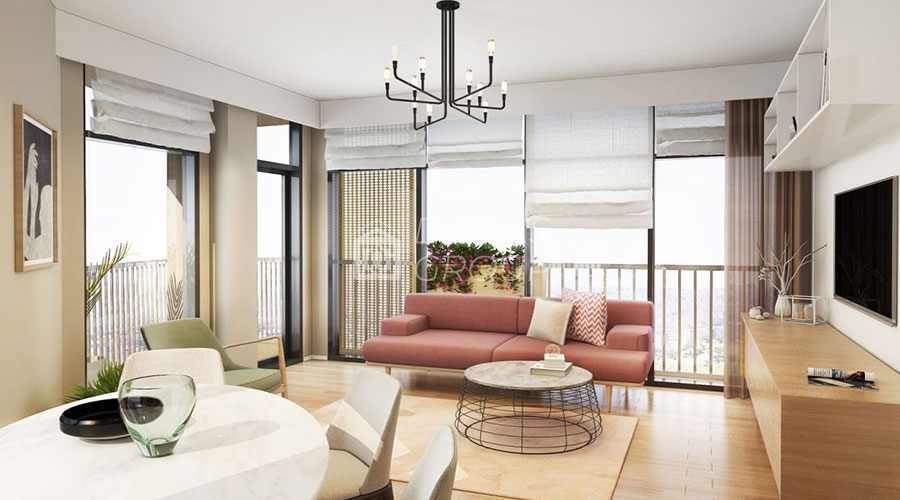 Damas Project D-084 in Istanbul - interior picture 04