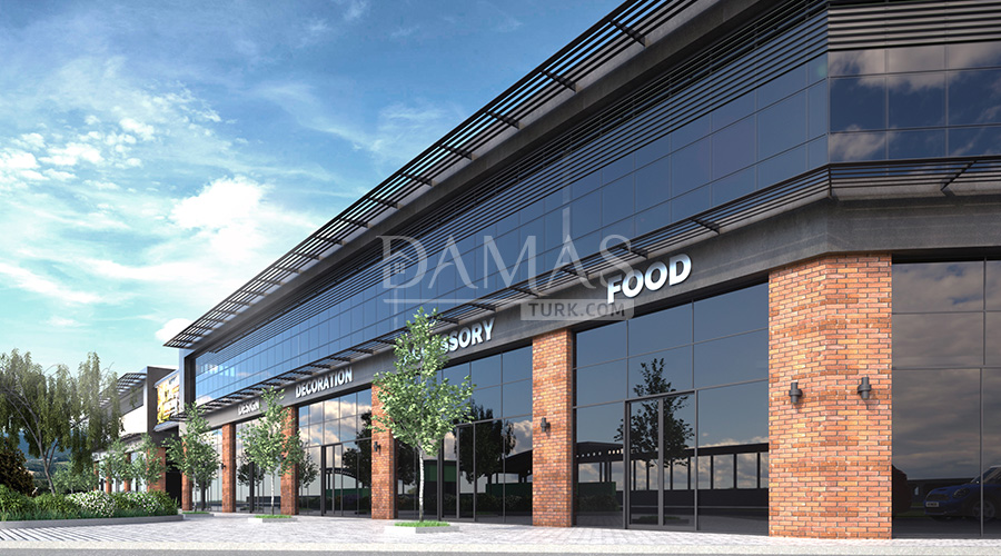 Damas Project D-311 in Bursa - Exterior picture  04