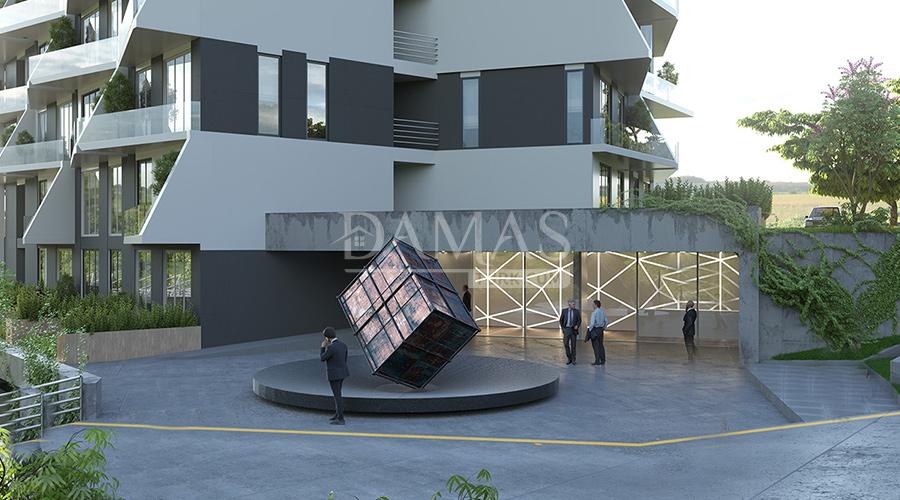مجمع مجموعة داماس 112 في اسطنبول - صورة خارجية 04