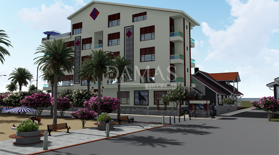Damas Project D-375 in Yalova - Exterior picture 04