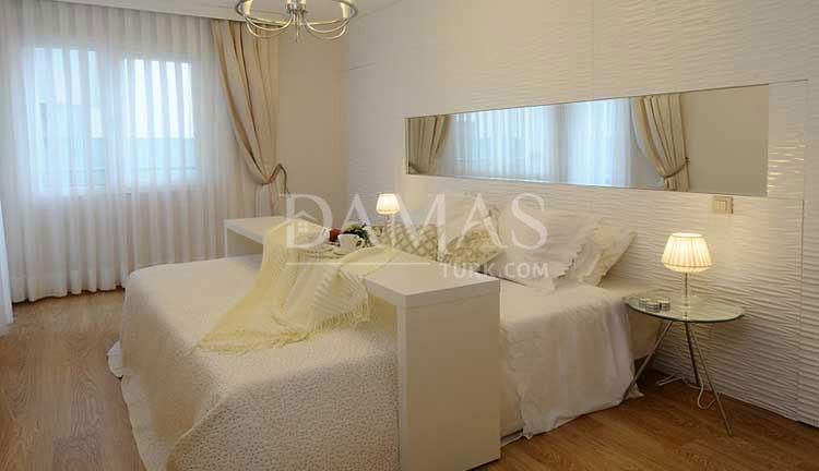 منازل للبيع في بورصة - مجمع مجموعة داماس 206 في بورصة - صورة داخلية 04
