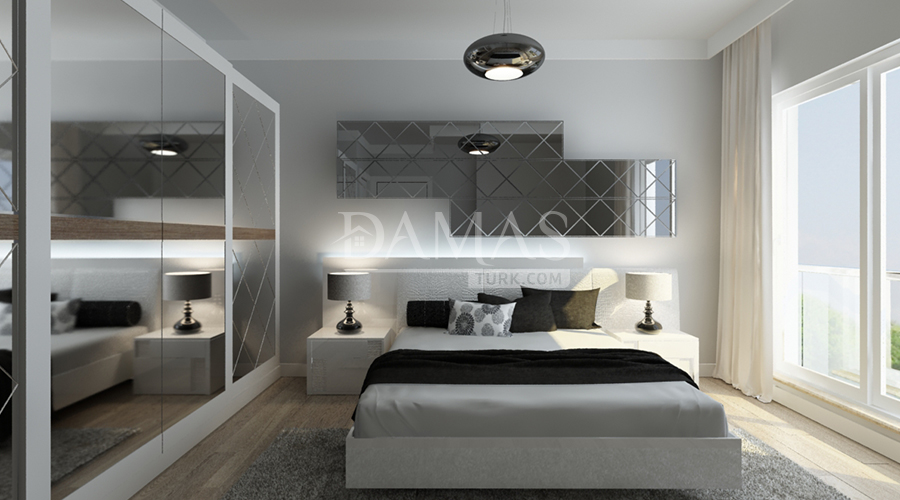 Damas Project D-618 in Antalya - interior picture 04