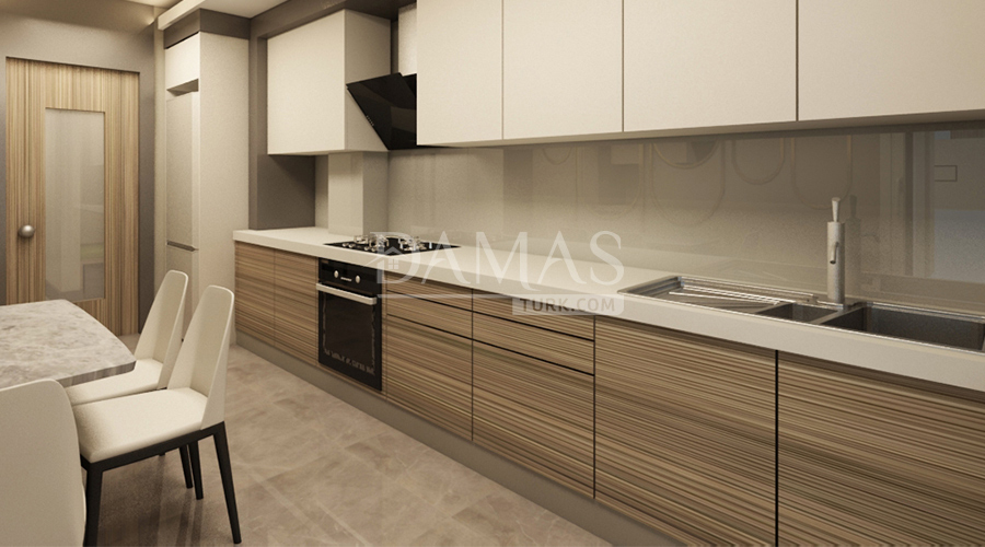 Damas Project D-613 in Antalya - interior picture 04