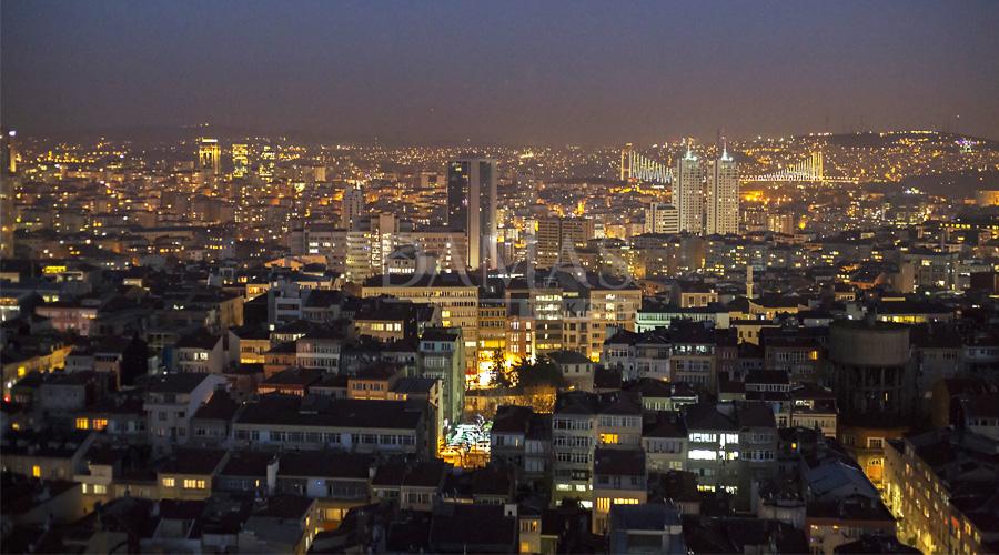 اسعار العقارات في تركيا - مجمع مجموعة داماس 181 في اسطنبول - صورة خارجية 04
