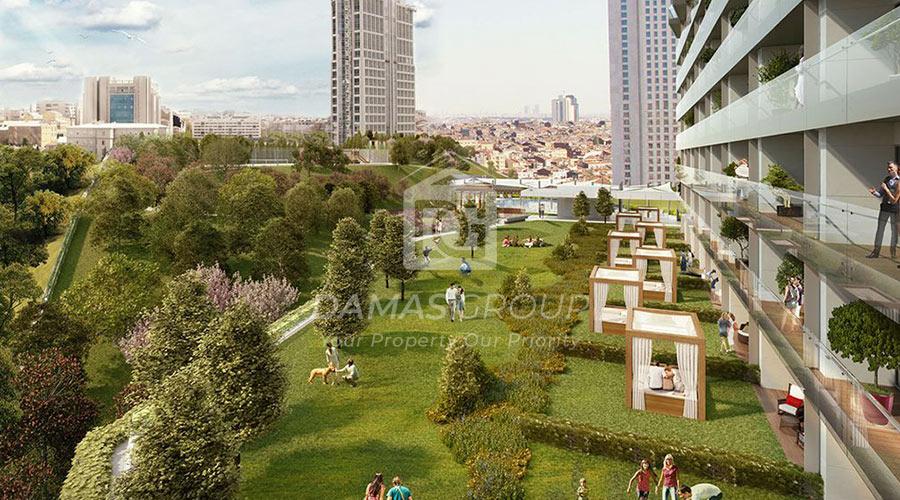 مجمع داماس 182 في اسطنبول  - صورة خارجية  04