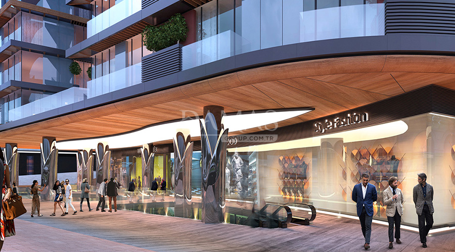 Damas Project D-298 in Istanbul - Exterior picture  04