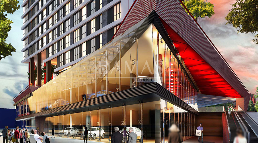 Damas Project D-132 in Istanbul - Exterior picture 04
