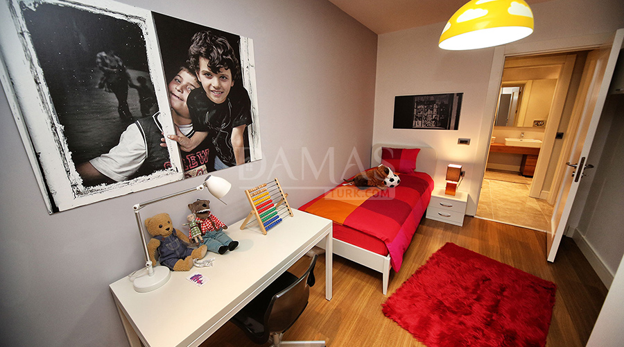Damas Project D-178 in Istanbul - interior picture  04