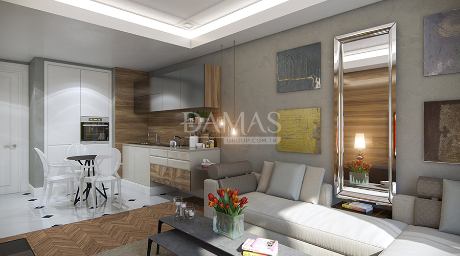 Damas Project D-298 in Istanbul - interior picture  04