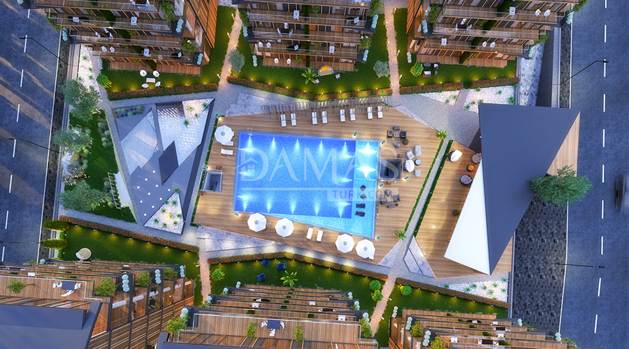 Damas Project D-607 in Antalya - Exterior picture 04