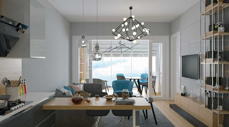 Damas Project D-109 in Istanbul - interior picture 04