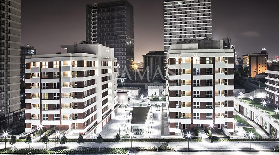 Damas Project D-133 in Istanbul - Exterior picture 04