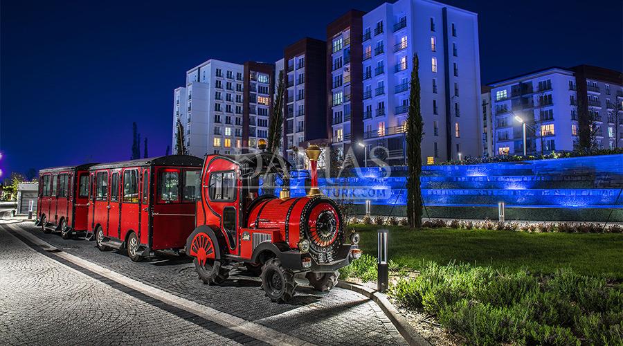 مجمع مجموعة داماس 159 في اسطنبول - صورة خارجية 04