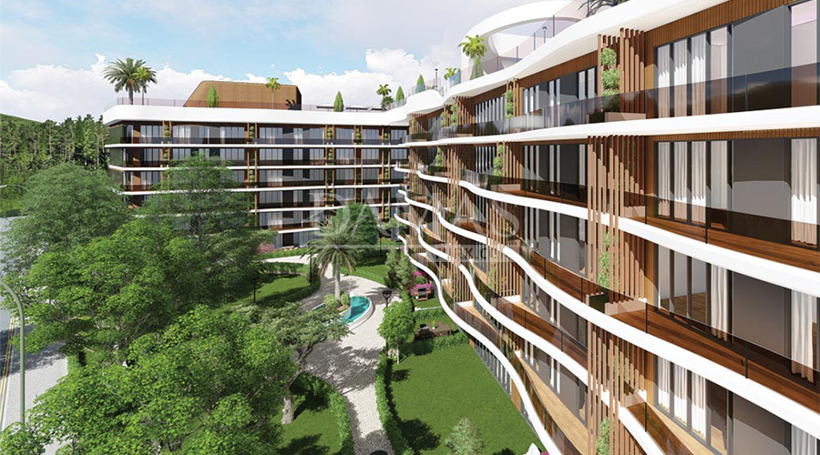 Damas Project D-376 in Yalova - Exterior picture 04
