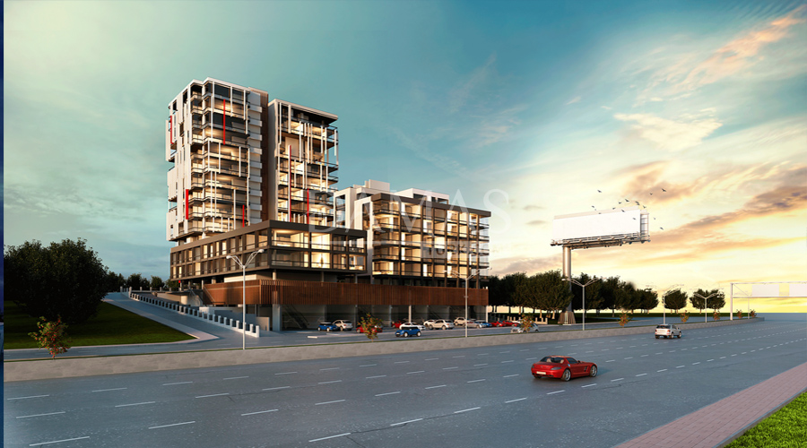 Damas Project D-701 in Ankara - Exterior picture 04
