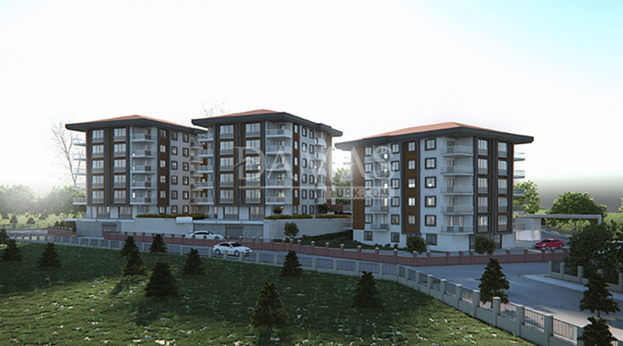 Damas Project D-419 in Trabzon - Exterior picture 04