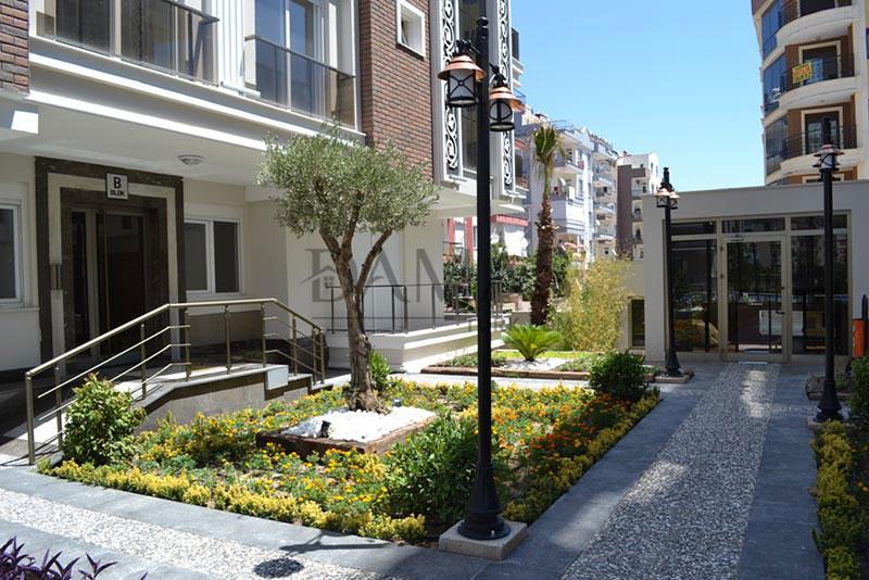 منازل للبيع في انطاليا - مجمع مجموعة داماس 606 في انطاليا - صورة خارجية 04