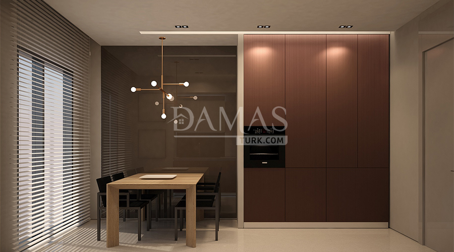 Damas Project D-128 in Istanbul - interior picture 04