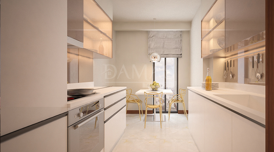 Damas Project D-143 in Istanbul - interior picture 05