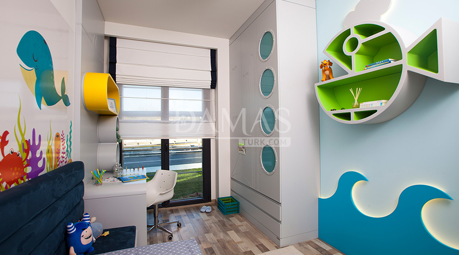 Damas Project D-236 in Istanbul - interior picture  05