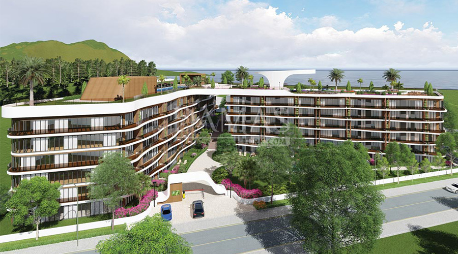 Damas Project D-376 in Yalova - Exterior picture 05
