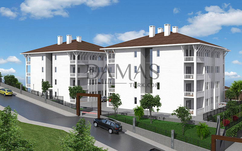 apartments for sale bursa - Damas 202 Project in bursa - exterior picture 05