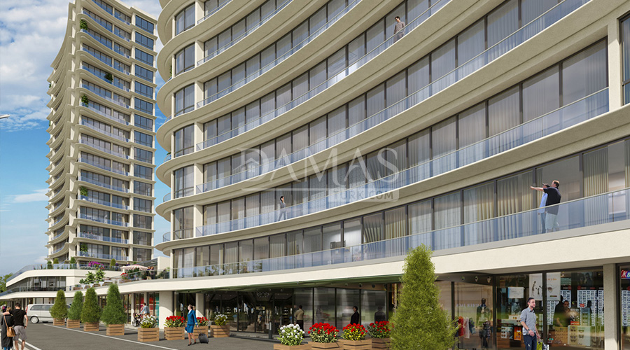 Damas Project D-196 in Istanbul - Exterior picture  05