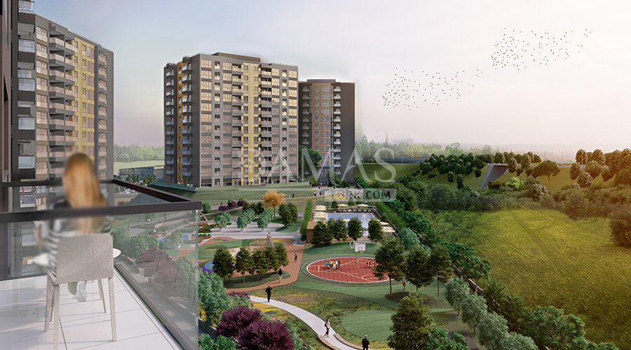 Damas Project D-158 in Istanbul - Exterior picture 05