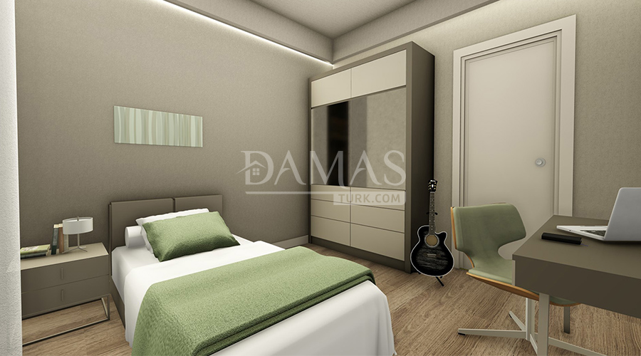 Damas Project D-616 in Antalya - interior picture 05
