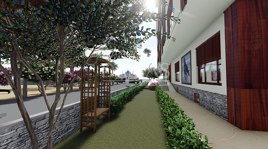 Damas Project D-375 in Yalova - Exterior picture 05